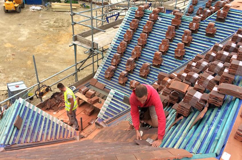 Roof Repairs 2, ELC Roofing, Sudbury, Ipswich, Saffron Walden