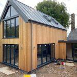 Zinc Roofing 1, ELC Roofing, Sudbury, Ipswich, Saffron Walden